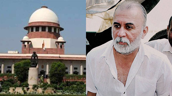 SC refuses to quash the charges against Tarun Tejpal