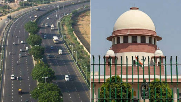 What is the reason behind Salem 8 way project asks Supreme Court