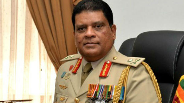 A controversy over Srilankas new Army Chief appointment