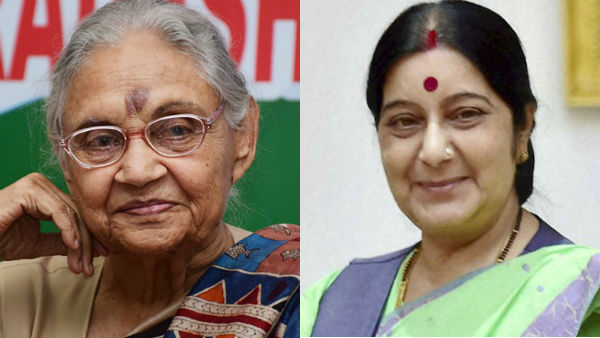 Two Delhi former women chief ministers died within some days