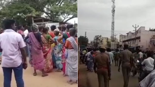 Mystery gang attack on Dalit youths in Sivagangai