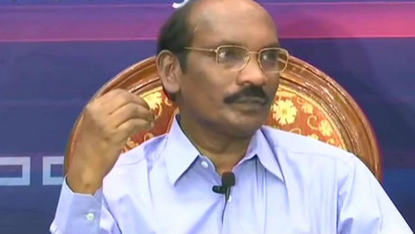 ISRO Chief K Sivan says The insertion of Chandrayaan-2, into the lunar orbit was a tense