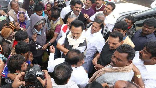 i will meet tamil nadu CM edappadi palanisamy for you without ego : says mk stalin in ooty
