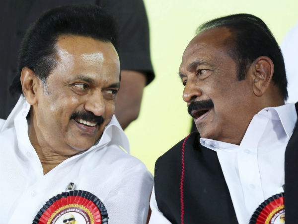 Chennai Special court will give its verdict in DMKs defamation case against Vaiko