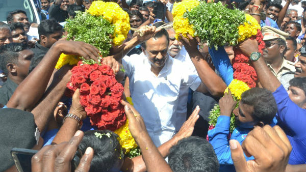 im not worry about bjp criticism: says mk stalin