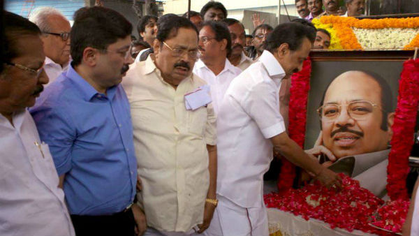 DMK send rice to Nilgiris flood affected places