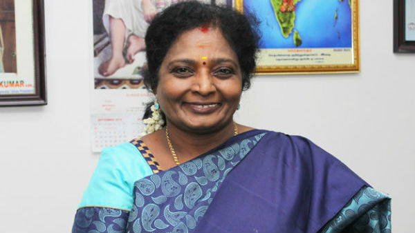 Tamilisai says that Stalin should visit Athivaradhar