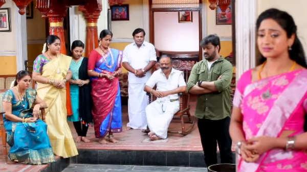 Tamil Selvi Serial: படிக்காதவங்க வீட்டில் படிக்க வச்சுட்டாங்க... படிச்சவங்க வீட்டில்?