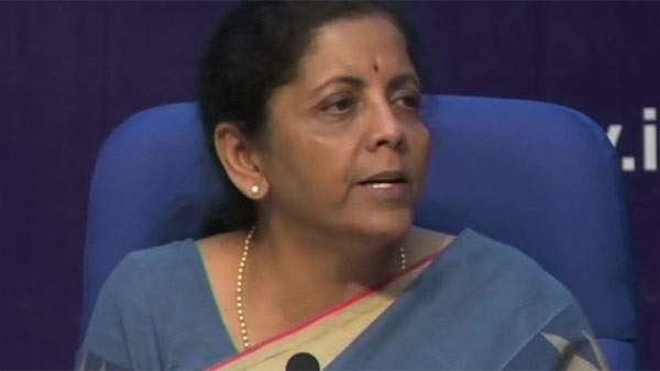 Trade war between China and USA is the reason for Economy slowdown says Nirmala Sitaraman