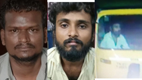 Two person arrested for Auto Theft case in Chennai