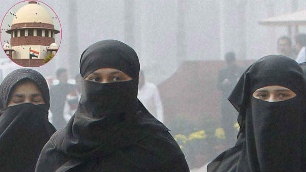 A petition has been filed in the Supreme Court challenging Triple Talaq bill