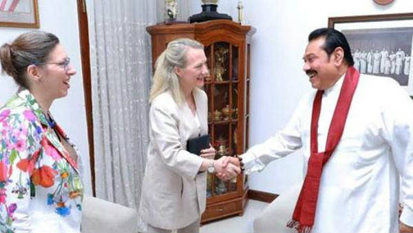 US to Support to Gotabaya Rajapaksa in Presidential Elections?