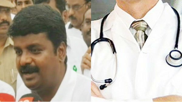 Officer appointed for Tamilnadu government doctors demand