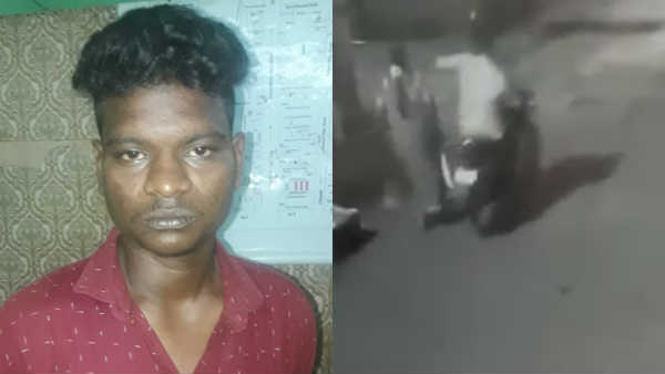 Young man arrested in Chennai for Robbery Case