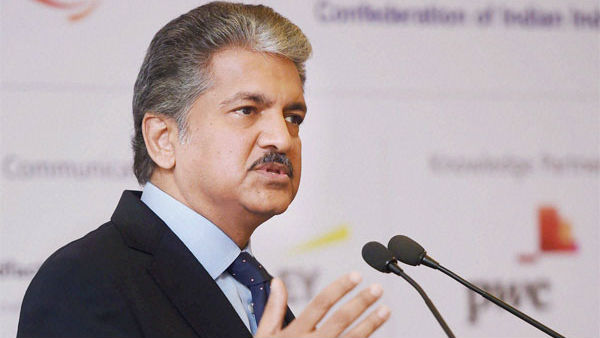 Anand Mahindra praises Tamil language in tweets