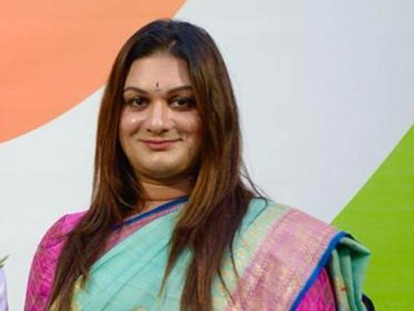 apsara reddy interview about her political plans anad party activities