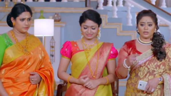 Arundhathi Serial: பேய் பெண்ணே..பேய் பெண்ணே உனக்குள் அந்நியனுமா?