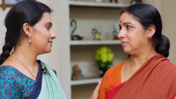 Azhagu serial: அரை வட்ட நிலா மச்சம்..நல்லாருக்கே!