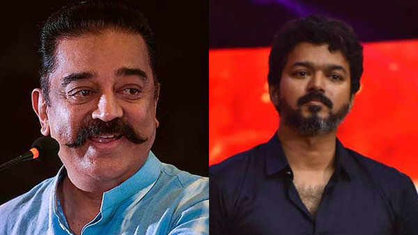 actor kamal haasan appreciated actor vijay for his comments of subasri death