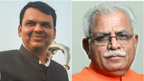 BJP not changes CM Candidates for Maharashtra, Haryana polls