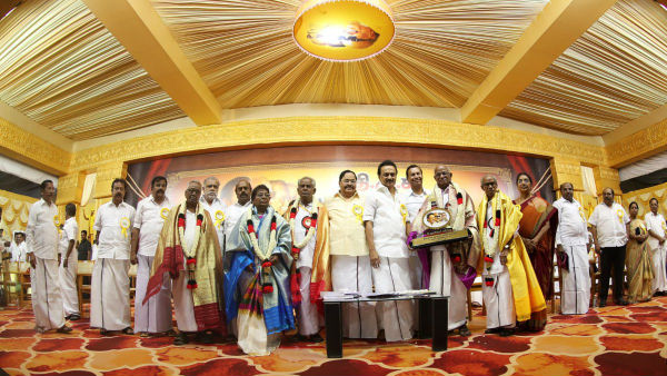 DMK cadres shocked over Thiruvannamalai Mupperum Vizha programmes