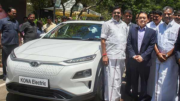 100% tax exemption for electric vehicles produced in Tamil Nadu