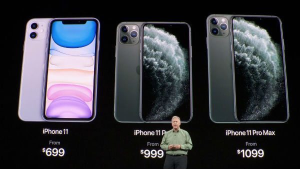 First time in history: Apple release pro version, iPhone 11 Pro and Pro Max outs in the market