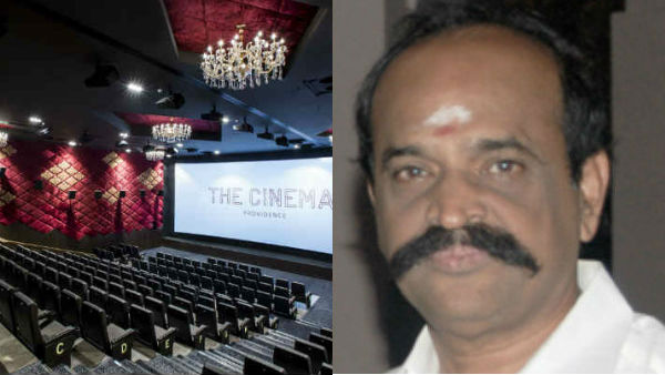 very soon, Cinema Tickets Only Online in Tamil Nadu: minister kadmabur raju