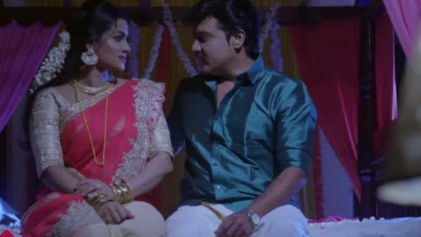Kanmani Serial: தொடத்  தொட மலர வேண்டிய முதலிரவில் பொளேர்.. எந்த பெண் மறப்பாள்?