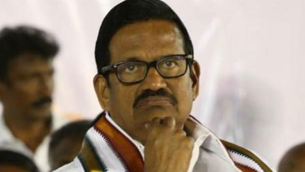 அமைச்சர் ராஜேந்திரபாலாஜி ஒரு அரசியல் கோமாளி...கே.எஸ்.அழகிரி விளாசல்