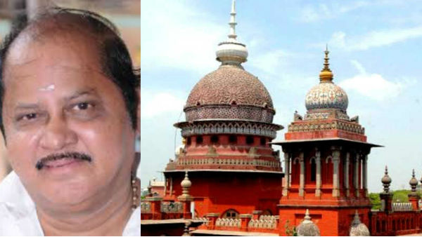 HC rejected case against dmk mla ku ka selvam victory in thousand light constituency