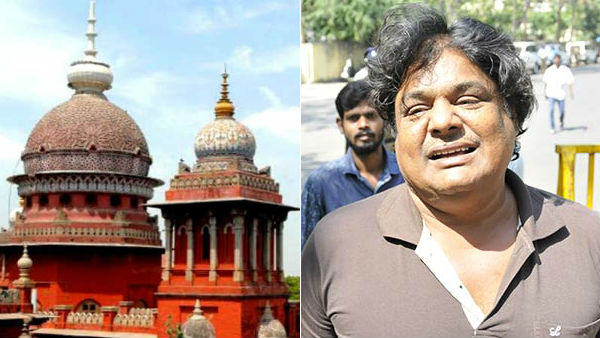 mansoor ali khan plea rejected in madras hc