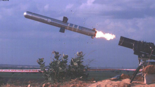 DRDO did a successful Man Portable Anti Tank Guided Missile test in, Andhra Pradesh