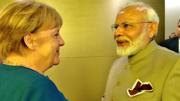 Modi meets world leaders in US