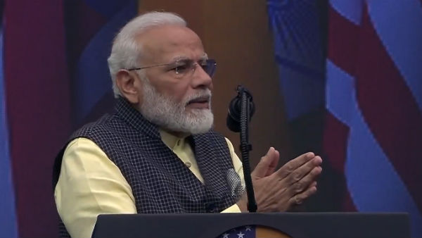 50,000 people  to cheer PM Modi at 'Howdy Modi' in Houston