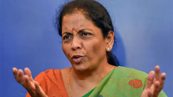 Nirmala Sitharaman to address Press Conference tomorrow