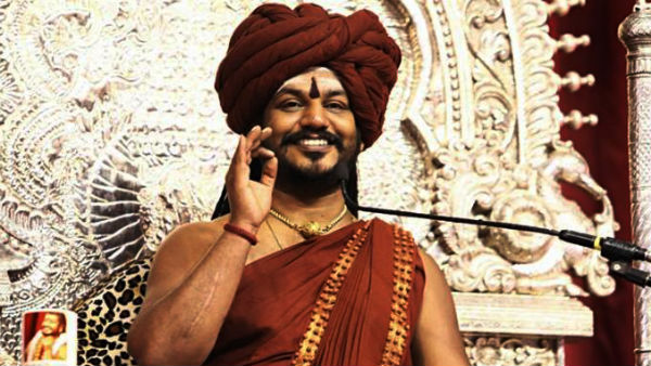 Idol theft complaint against Nithyananda