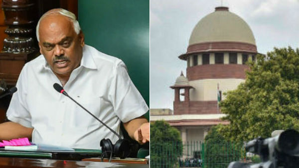 By Elections: SC issues notice to Karnataka Assembly Speaker