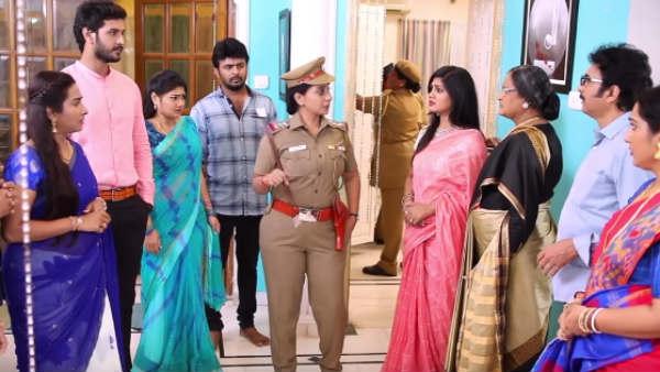 Roja Serial: ஒரு விஷயம்... பரபரக்கும் வீடு...செம சீன்!