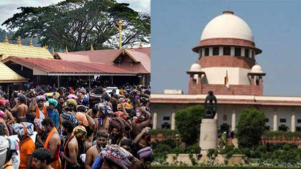 separate law for administration of sabarimala temple: kerala govt said on supreme court