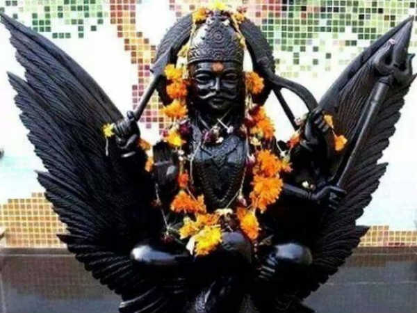 Story behind lord Shiva and Lord Shani