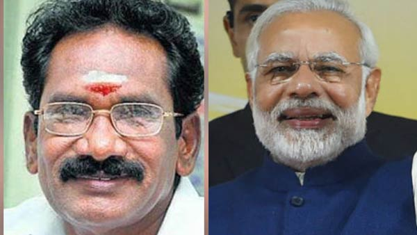 minister sellur raju says tamil people should praises pm modi