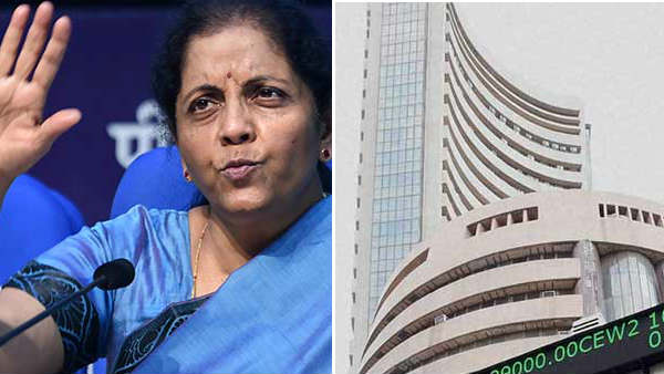 Sensex jumps over 1000 points, Nifty tops 10,950 on FM tax booster