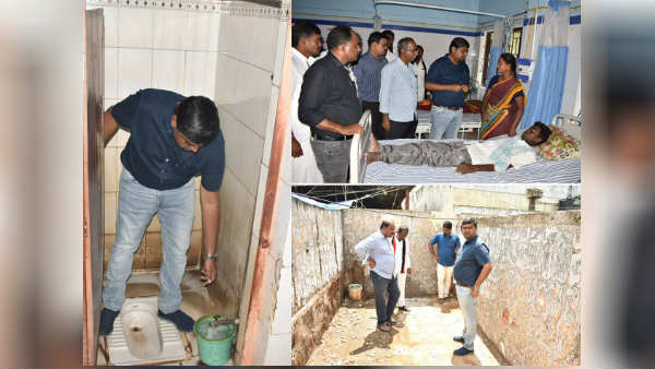 dmk mp senthilkumar inspection on public toilets