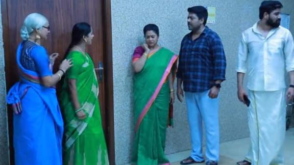 Barathi Kannamma Serial: கண்ணம்மாவை அடிக்கும் சித்தி  அத்தை.. பாரதிக்கு மனசில் வலி!