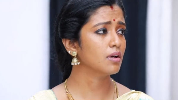 Barathi Kannamma Serial: இப்போ நீ பேசு கண்ணம்மா.. உனக்கும் உரிமை இருக்கு!