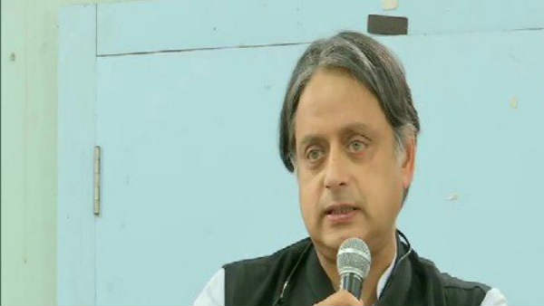 an insult to Lord Ram that people are being killed using his name : Shashi Tharoor