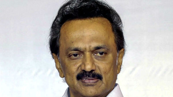 Railway ministry has come forward to conduct the exam in Tamil, MK Stalin welcomes