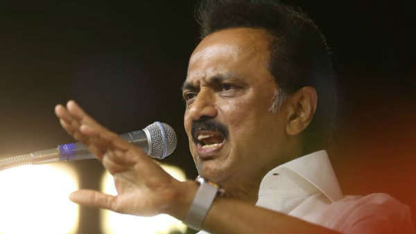MK Stalin comments on NEET impersonation in TN