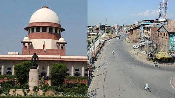 SC seeks report from Kashmir HC on detention of children